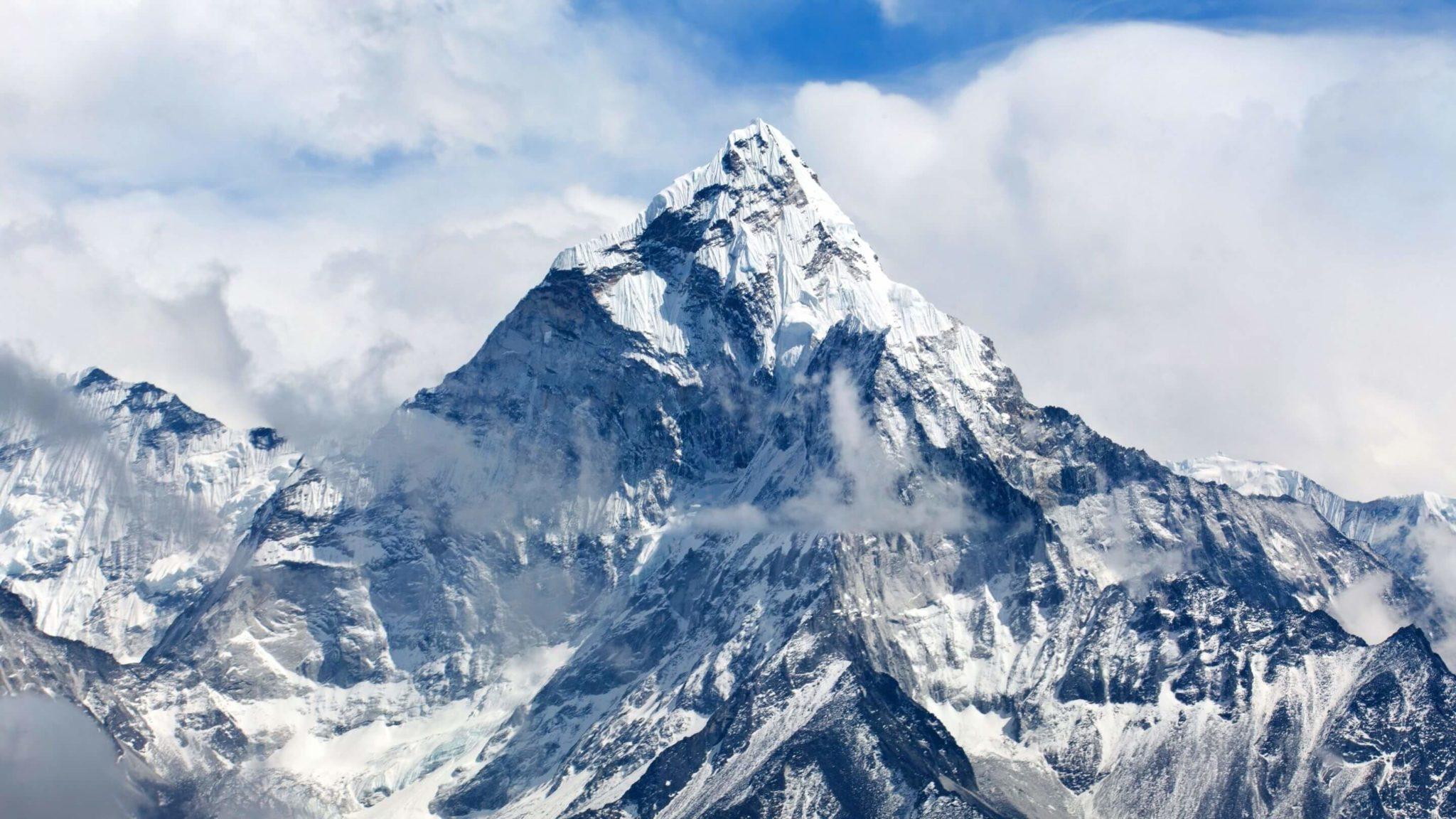 Koronawirus na Mount Everest