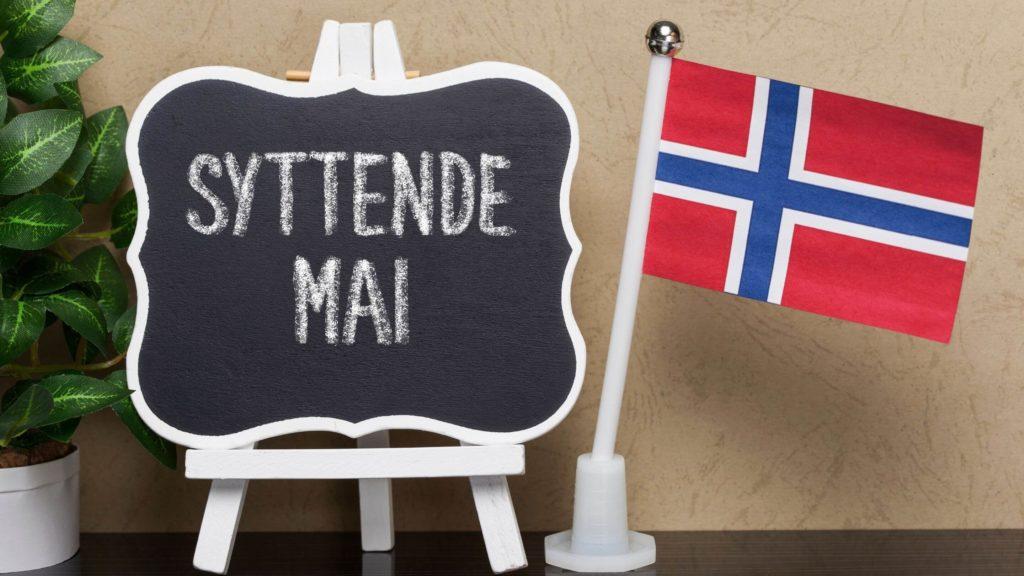 Dzień Konstytucji w krainie fiordów