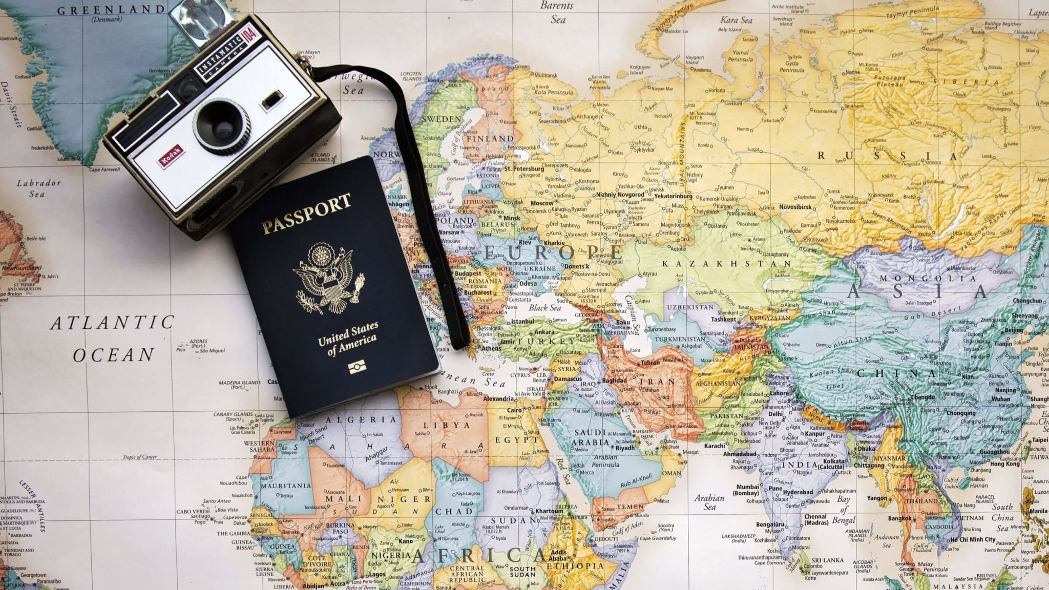 podróże międzynarodowe