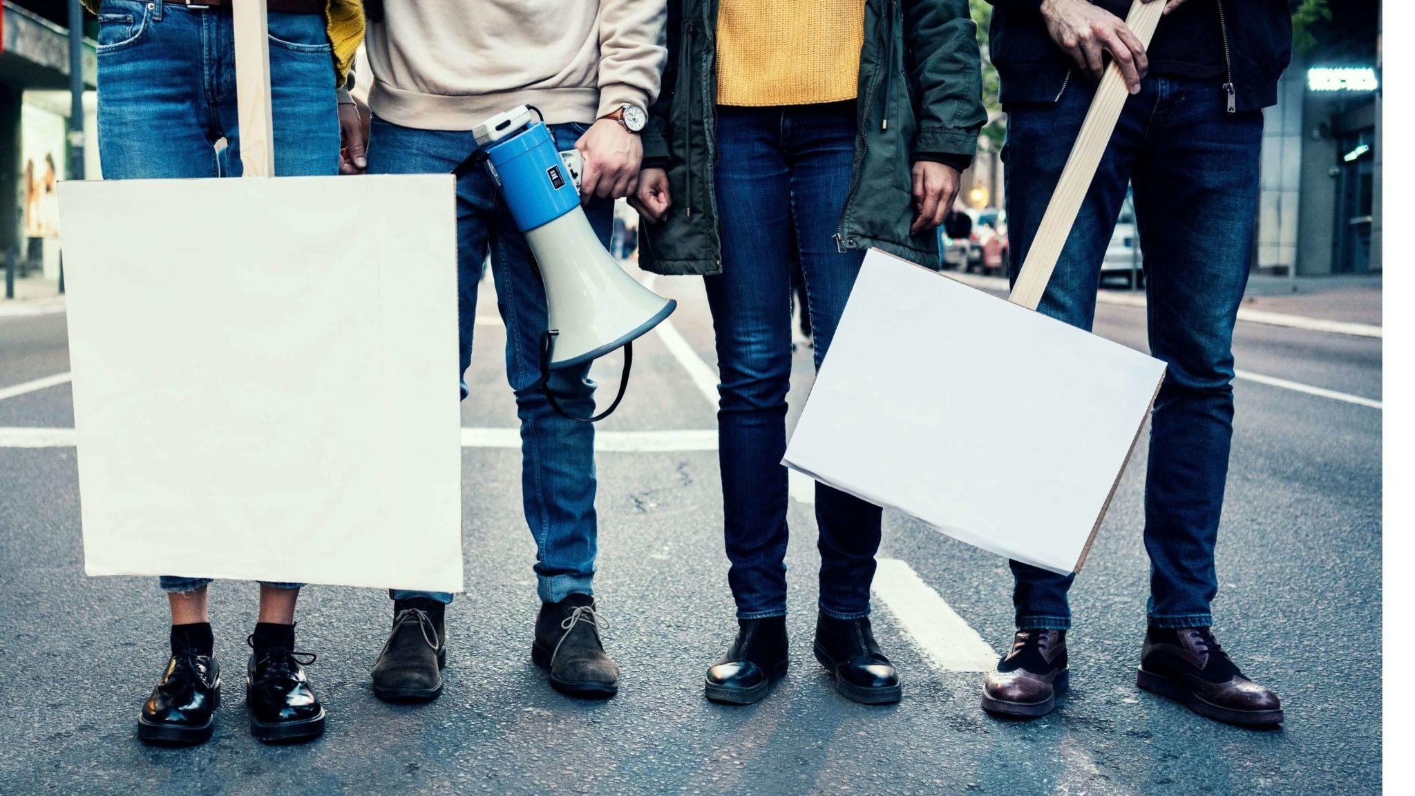 strajk w Norwegii