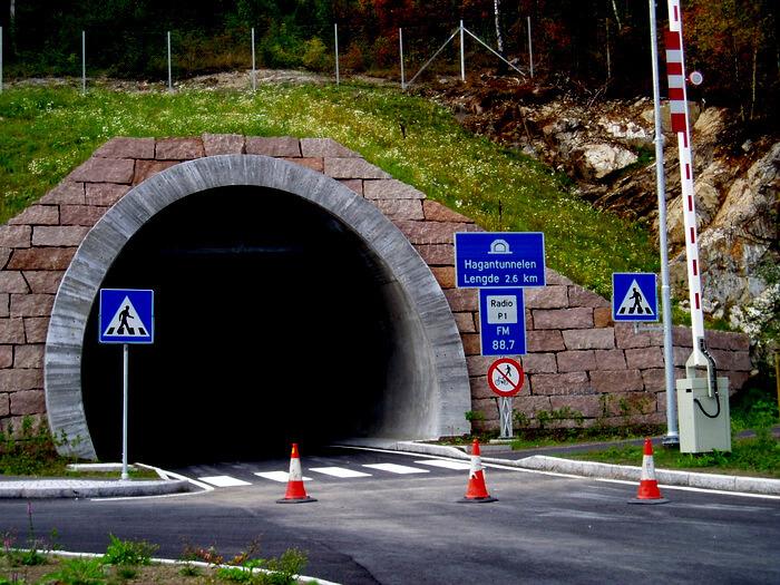 tunel Hagan