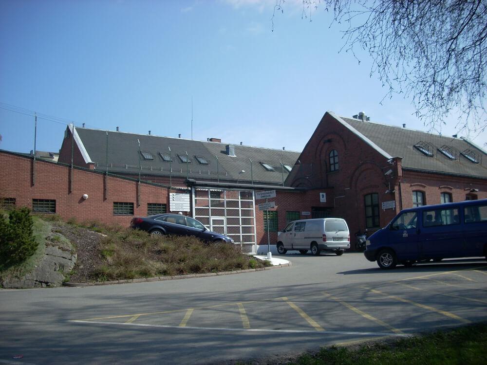 więzienie w Arendal