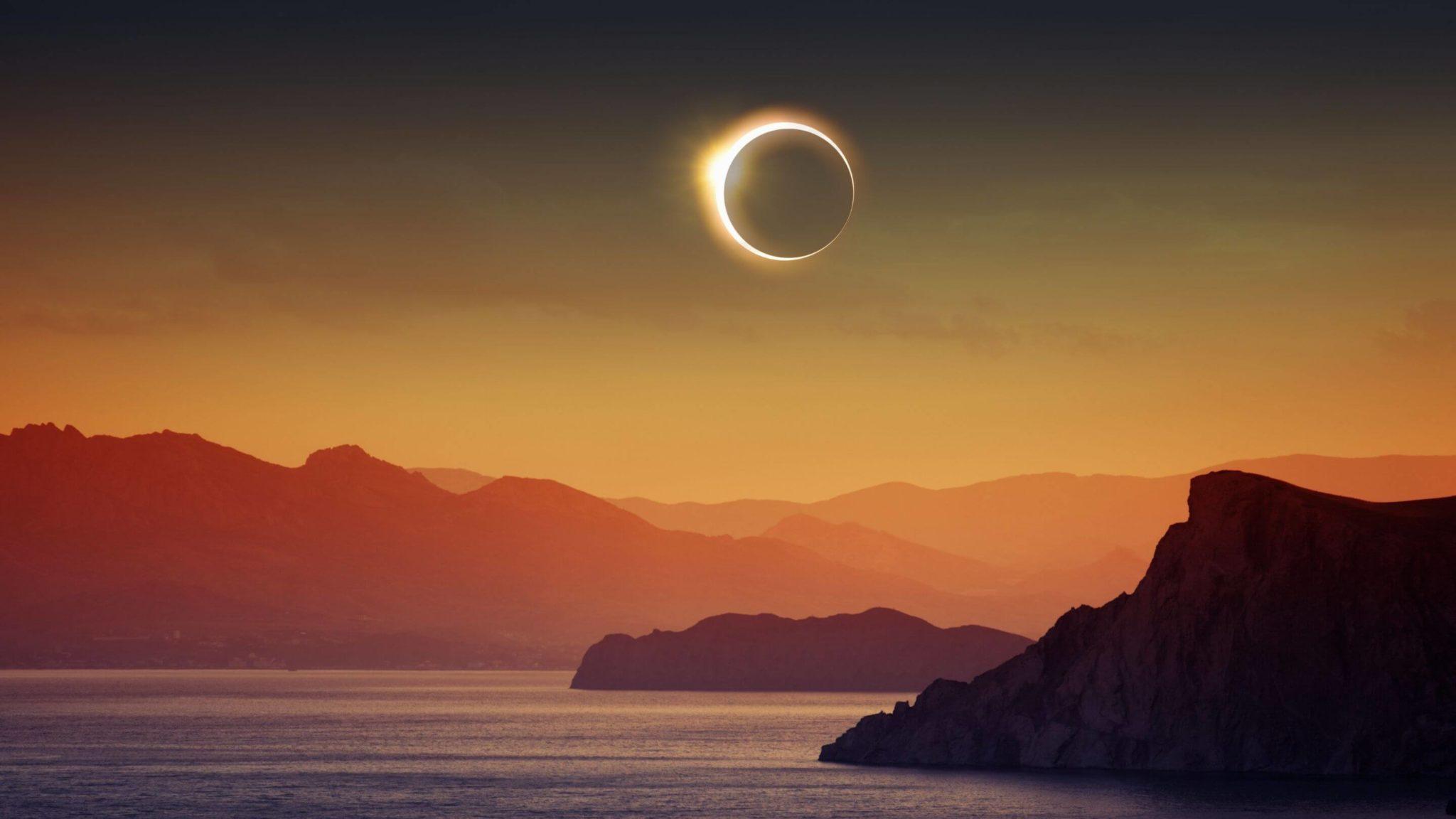 zaćmienie Słońca 10 czerwca