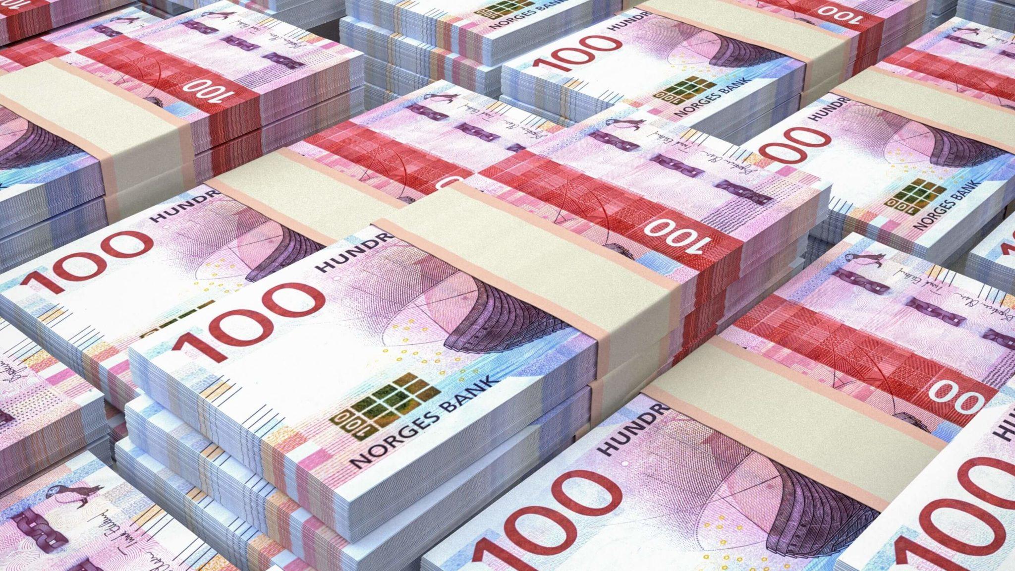 17 mln NOK
