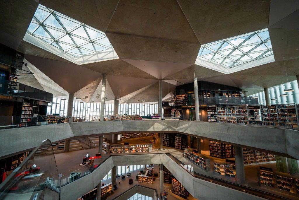 Deichman Bjørvika – biblioteka w Oslo