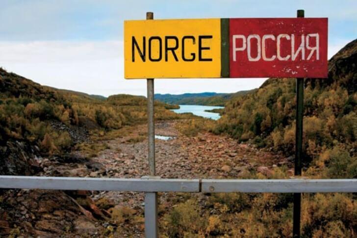 Granica norwesko-rosyjska